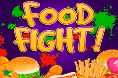 logo food fight rtg caça niquel