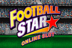 logo football star microgaming caça niquel