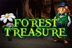 logo forest treasure pragmatic caça niquel