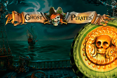 logo ghost pirates netent caça niquel