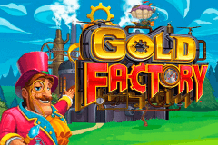 logo gold factory microgaming caça niquel