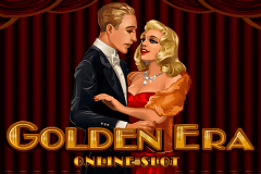 logo golden era microgaming caça niquel
