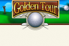 logo golden tour playtech caça niquel