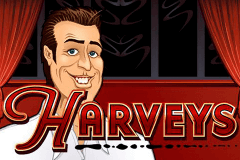 logo harveys microgaming caça niquel