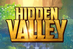 logo hidden valley quickspin caça niquel