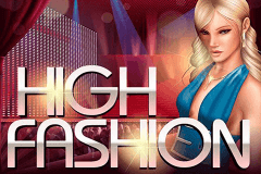 logo high fashion rtg caça niquel