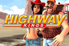 logo highway kings playtech caça niquel