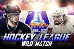 logo hockey league wild match pragmatic caça niquel