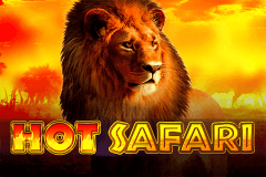 logo hot safari pragmatic caça niquel