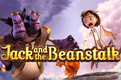logo jack and the beanstalk netent caça niquel
