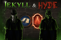 logo jekyll and hyde playtech caça niquel