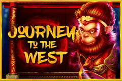 logo journey to the west pragmatic caça niquel