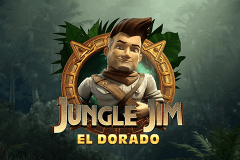 logo jungle jim el dorado microgaming caça niquel