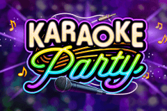 logo karaoke party microgaming caça niquel