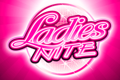 logo ladies nite microgaming caça niquel
