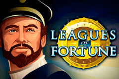 logo leagues of fortune microgaming caça niquel