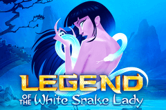 logo legend of the white snake lady yggdrasil caça niquel