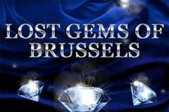 logo lost gems of brussels pragmatic caça niquel
