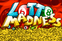 logo lotto madness playtech caça niquel