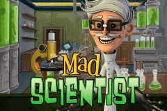 logo mad scientist betsoft caça niquel