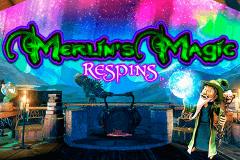 logo merlins magic respins nextgen gaming caça niquel