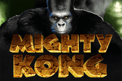 logo mighty kong pragmatic caça niquel