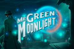 logo mr green moonlight netent caça niquel