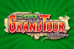 logo mr greens old jolly grand tour of europe netent caça niquel