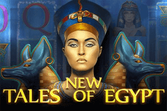 logo new tales of egypt pragmatic caça niquel