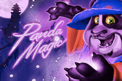 logo panda magic rtg caça niquel