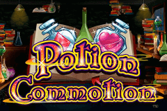 logo potion commotion nextgen gaming caça niquel