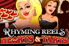 logo rhyming reels hearts and tarts microgaming caça niquel