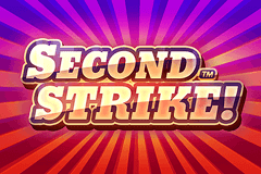 logo second strike quickspin caça niquel