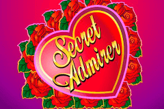 logo secret admirer microgaming caça niquel