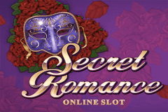 logo secret romance microgaming caça niquel