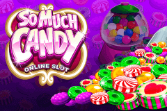 logo so much candy microgaming caça niquel