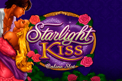 logo starlight kiss microgaming caça niquel