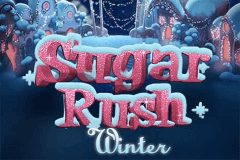 logo sugar rush winter pragmatic caça niquel