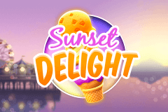 logo sunset delight thunderkick caça niquel
