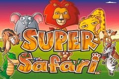logo super safari nextgen gaming caça niquel