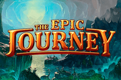 logo the epic journey quickspin caça niquel