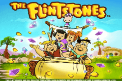 logo the flintstones playtech caça niquel