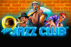 logo the jazz club playtech caça niquel