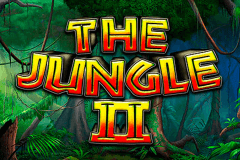 logo the jungle ii microgaming caça niquel