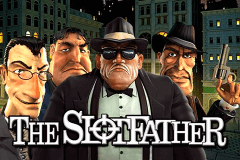 logo the slotsfather betsoft caça niquel