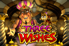 logo three wishes betsoft caça niquel