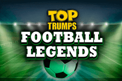 logo top trumps football legends playtech caça niquel