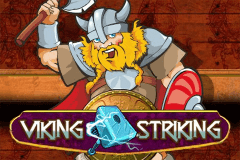 logo viking striking pragmatic caça niquel