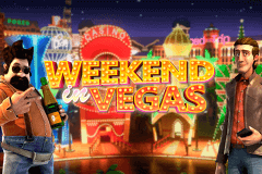logo weekend in vegas betsoft caça niquel