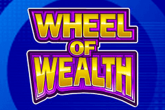 logo wheel of wealth microgaming caça niquel